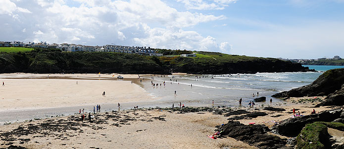 Newquay Beach Holidays