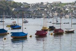 fowey harbour by barnacle bird photography / Visit Cornwall